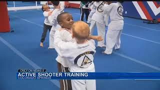 Colorado Springs Martial Arts Center offers crisis response classes