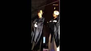 愛媛県立松山南高等学校デザイン科ファッションショー