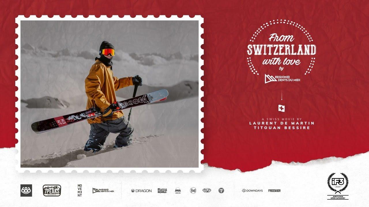 Laurent De Martin // From Switzerland With Love