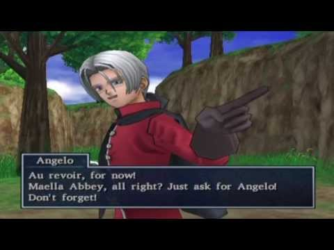 Dragon Quest Viii Angelo S Backstory Youtube
