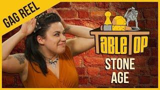 Stone Age - Gag Reel - TableTop Season 3 Ep. 5