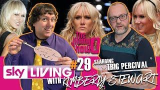 Living with Kimberly Stewart - Tregarran Percival : The Jimmy O Show #29