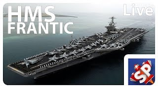 Huge Aircraft Carrier! - Simple Planes - MULTIPLAYER - LIVE!