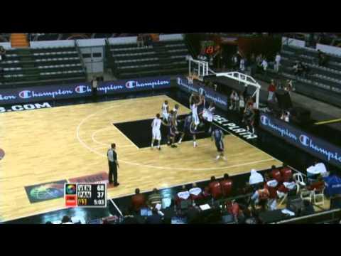 Venezuela Vs. Panama / 2011 FIBA Americas Championship Round 2