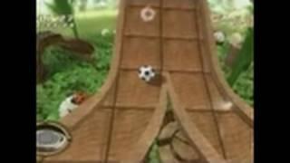 Kororinpa: Marble Mania Nintendo Wii Gameplay