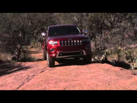 2016 Jeep Grand Cherokee | Four-Wheel Drive Operation