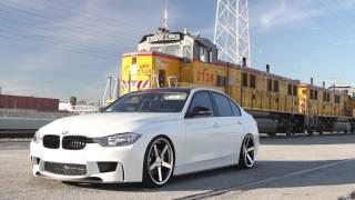 Литые диски VMR  на BMW F30(, 2015-10-15T10:05:12.000Z)