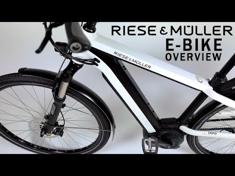ed32b451069 RIESE & MULLER - 2018 New Charger GH Nuvinci E-Bike - YouTube