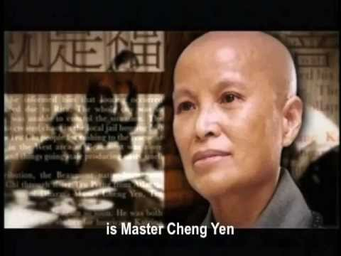 DISCOVERY Channel:  Master Cheng Yen and Tzu Chi