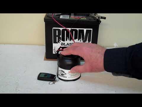 Cow Baby Calf Sounds Car Horn Wireless