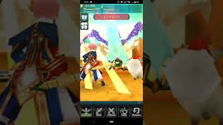 Celes Arca.. how to fast level up..