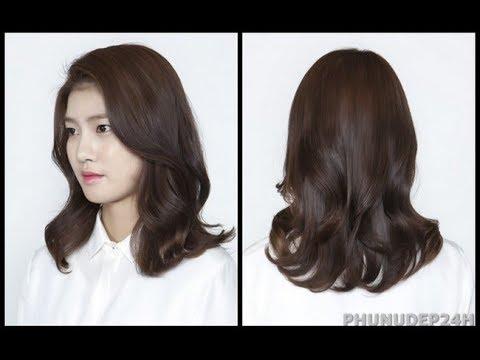 Những Kiểu Tóc Nữ Hàn Quốc Đẹp Nhất 2018 | Tổng hợp những kiểu tóc nữ đẹp mới nhất