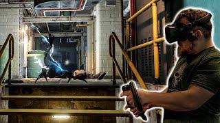 MI AZ AZ ELEKTROMOS GENYÓ ! ? | Half-Life: Alyx #6