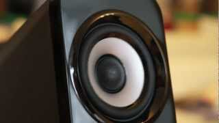 Unboxing Creative Inspire T12 Speakers and impressions