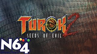 Turok 2 : Seeds Of Evil - Nintendo 64 Review - HD(My Facebook Page - http://www.facebook.com/glenntendo Turok 2 seeds of evil review on the nintendo 64. Recorded using a dazzle and on original real ..., 2014-08-30T06:06:47.000Z)