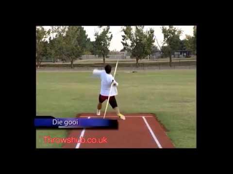 Jan Zelezny / Javelin Training video!