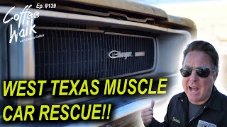 WEST TEXAS MUSCLE CAR RESCUE