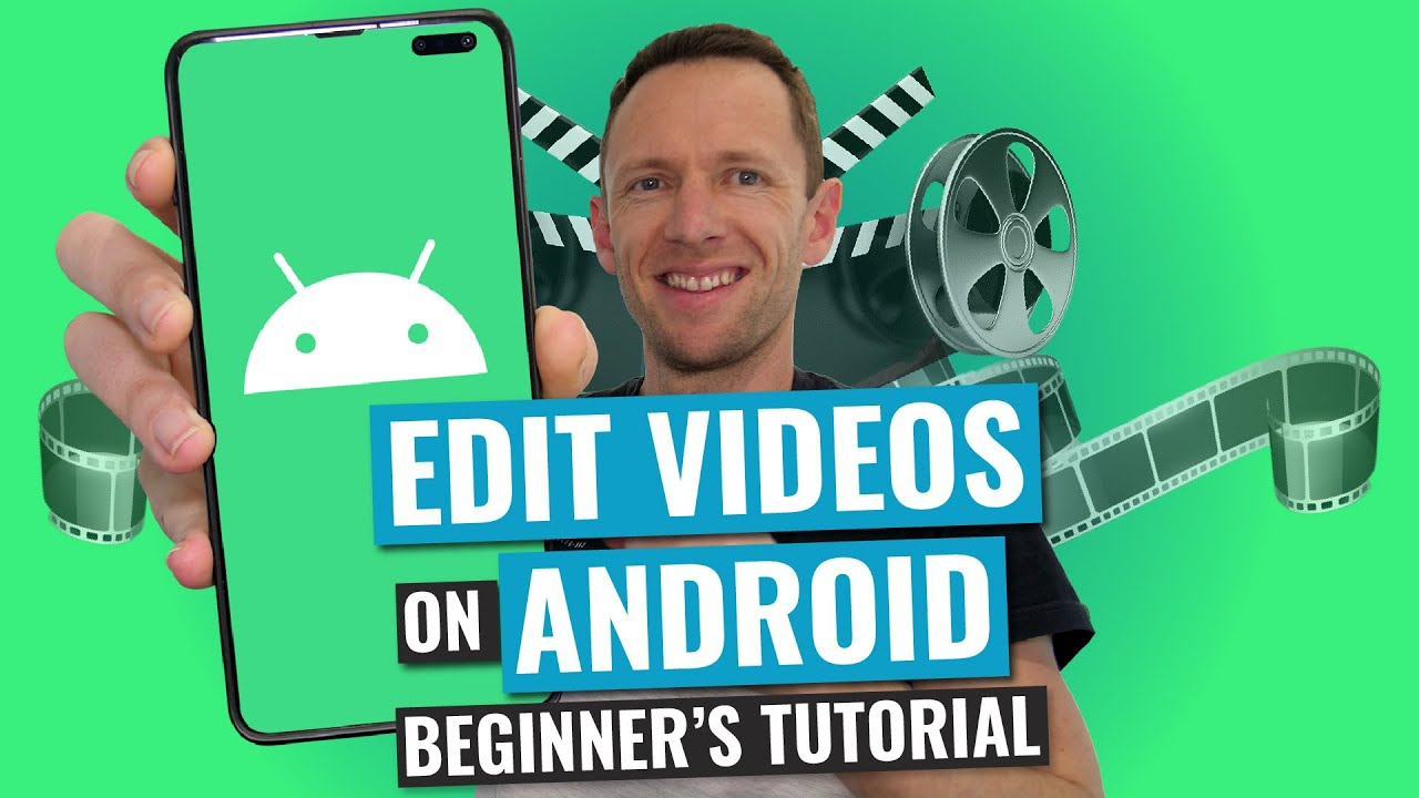 How to Edit Videos on Android (COMPLETE Beginner's Guide!)