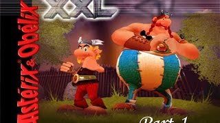 Asterix and Obelix XXL - Walkthrough - Part 1