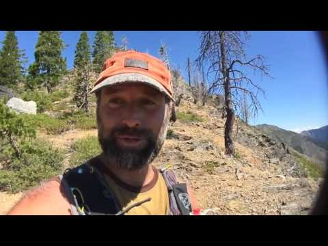 DAY 1 ON PACIFIC CREST TRAIL , Docuadventure #2