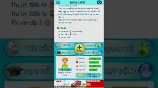 New life : Tựa game cho bạn cuộc sống mới