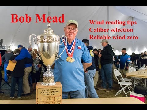 Bob Mead - 2017 F-Open National Champion interview.