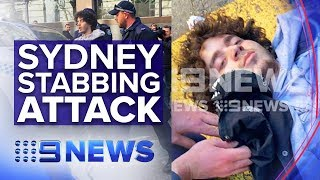 One woman dead, another injured in Sydney stabbing rampage   Nine News Australia