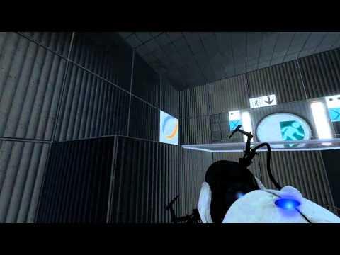 Portal 2 - Resolution (Challenge Version) - Alternate Solution