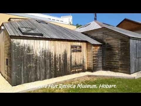 Mawson's Hut Replica Museum, Hobart, Tasmania