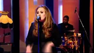 Adele - Rolling in the Deep ( Rock Version )