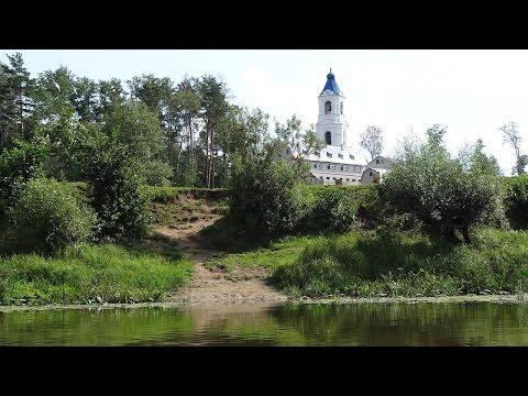 Река Клязьма. Сплав по реке Клязьма от Спас- Купалища до Пенкино