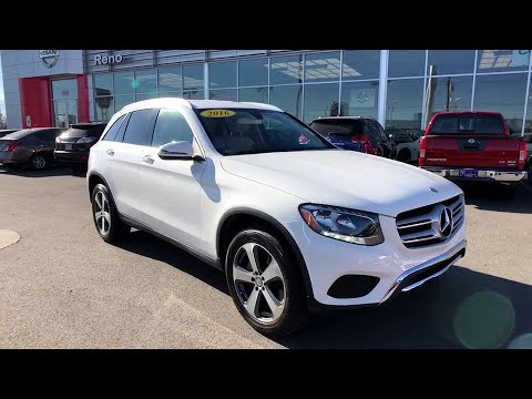 2016 Mercedes-Benz GLC Reno, Carson City, Northern Nevada, Roseville, Folsom, NV A5871A