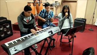 Dios hablame song cover -Barak