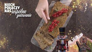 Pasztet wieprzowy z żurawiną - W te Święta niech połączy nas wspólne gotowanie