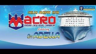 OM.ADELLA Ft. MACRO 2018 - Payung Hitam - Nouna Ayu