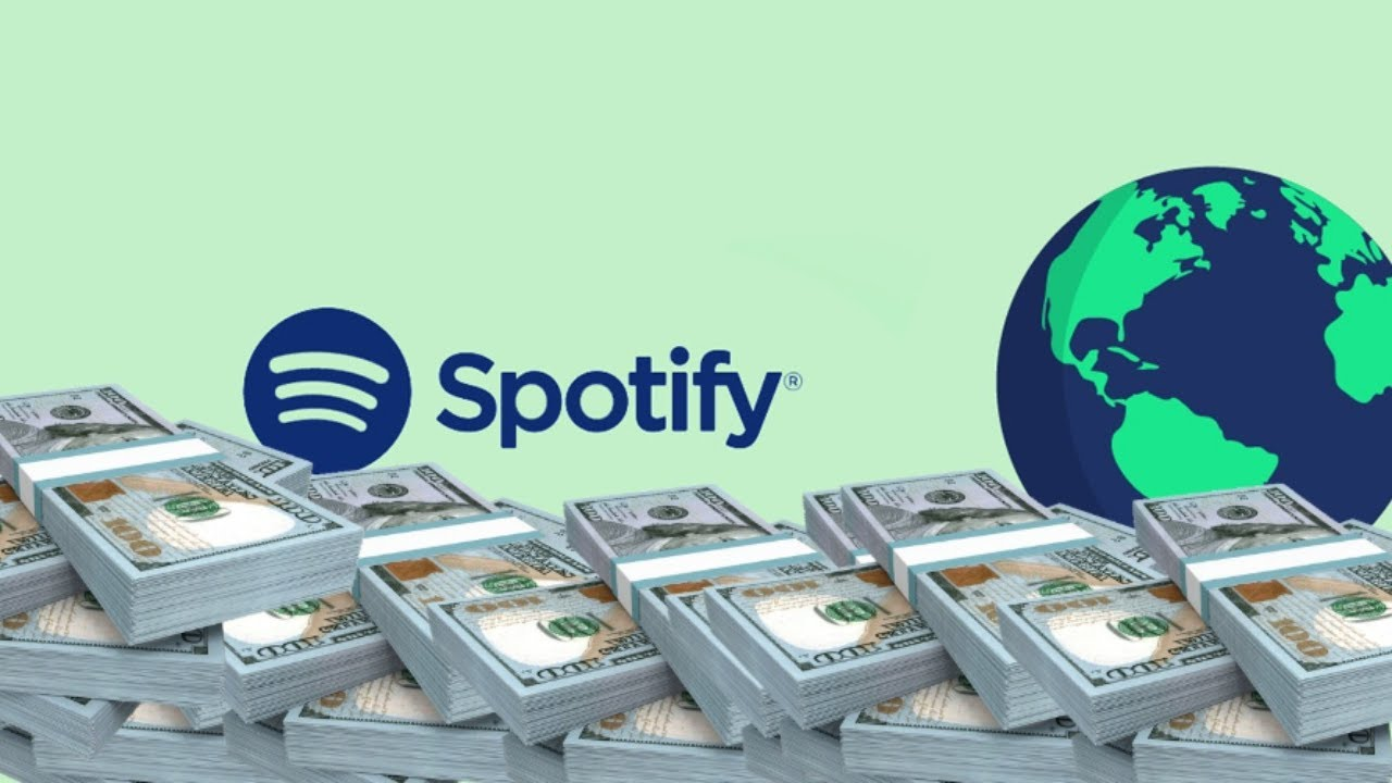 SPOTIFY PAID ME AGAIN 💰Spotify Royalty Payment for December 2020!