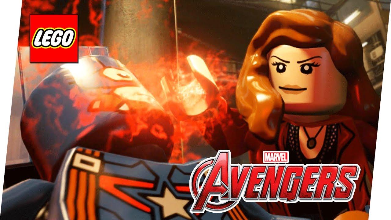 Lego Marvel Avengers Charmed heroes - level 10 - YouTube