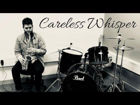 Careless Whisper - Sax Cover - Loop Pedal