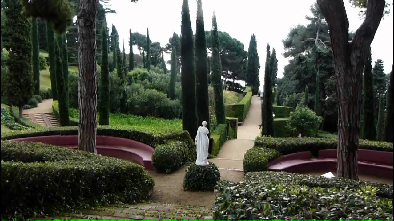 Costa brava jardins botaniques marimurtra botanical gardens - Jardins De Santa Clotilde Costa Brava Catalunya L Any Nou De 2012