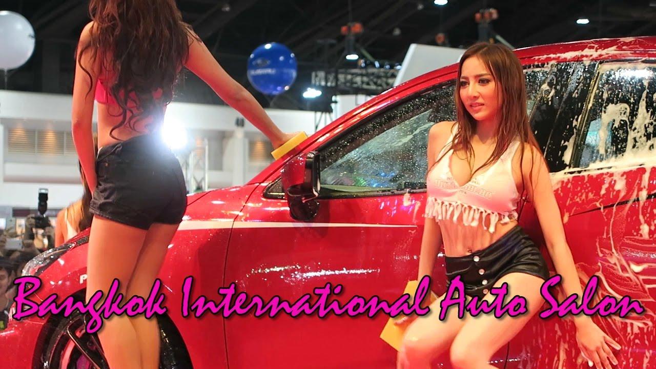 Car Wash In Bangkok