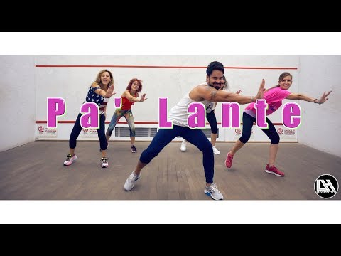 Pa' lante – Alex Sensation , Anitta, Luis Fonsi by Lessier Herrera Zumba