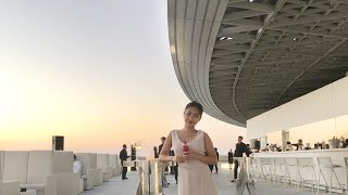Art Lounge Launch at Louvre Abu Dhabi, UAE