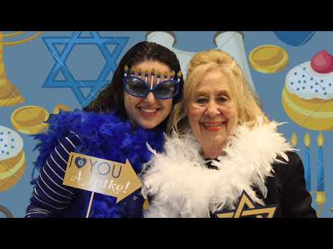 Happy Chanukah from the Faculty and Staff of The Shlenker School