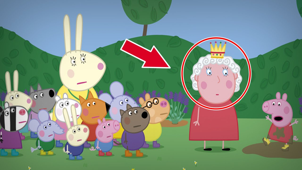 EL OSCURO SECRETO que esconde PEPPA PIG | MarooStation - YouTube