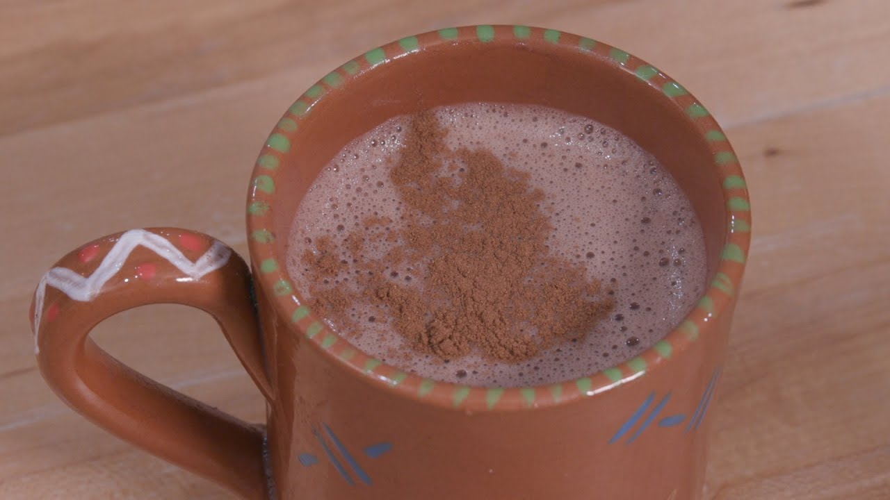 Food Factor: Spiced Cocoa