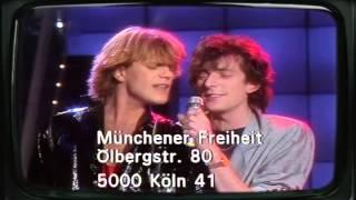 Münchener Freiheit - SOS ruf mich an 1985