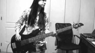 Smashing Pumpkins - Stand inside your love (BASS COVER)