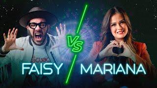 ¿A quién ODIA Mariana Echeverría de Me Caigo de Risa? 😱 | Faisy