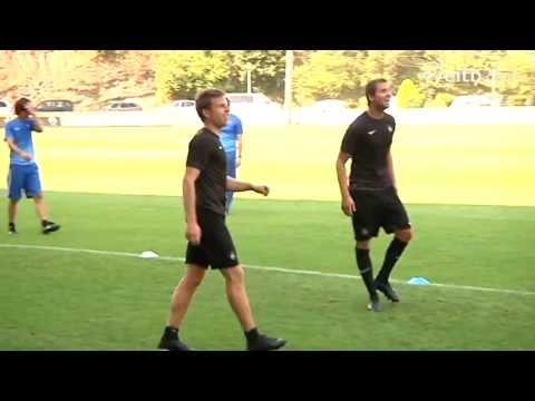 Real Sociedad: Seferovic firma con la Real - 동영상
