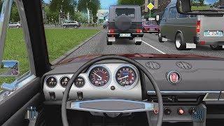 City Car Driving - Fiat 125P | Street Racing